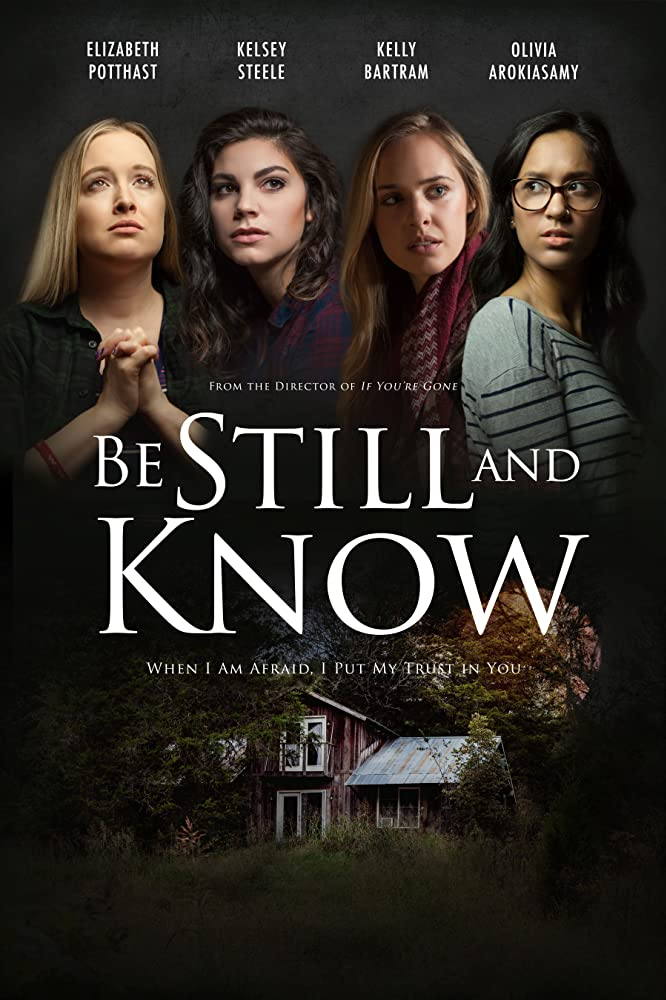 Be Still And Know [2019] [CUSTOM HD] [DVDR] [NTSC] [Latino]