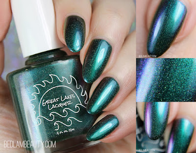 Great Lakes Lacquer Making Peace with Past Indiscretions | Westworld Collection