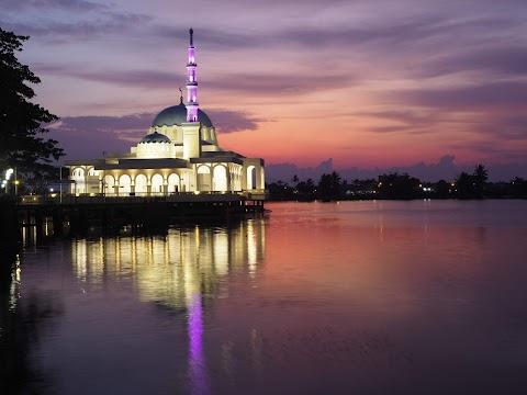 Kuching, kulturalna stolica Borneo