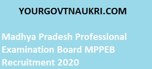 You can see here all MPPEB Recruitment 2020 details such as the salary, selection process, eligibility, qualification, age limit, application fee, and Important dates.