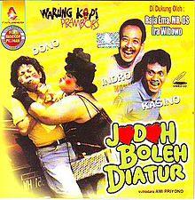 Download film Jodoh Boleh Diatur (1988) WEBRip Gratis