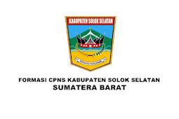 Formasi CPNS Kabupaten Solok Selatan Tahun 2019