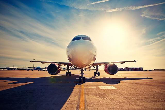 Tempo de avião até Calgary