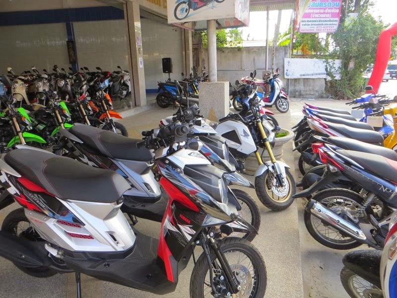 магазин по продаже скутеров