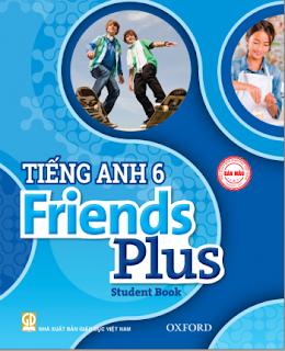 Sách Tiếng anh 6 Friends Plus