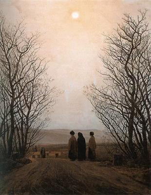 Easter Morning, 1835 Κάσπαρ Ντάβιντ Φρίντριχ
