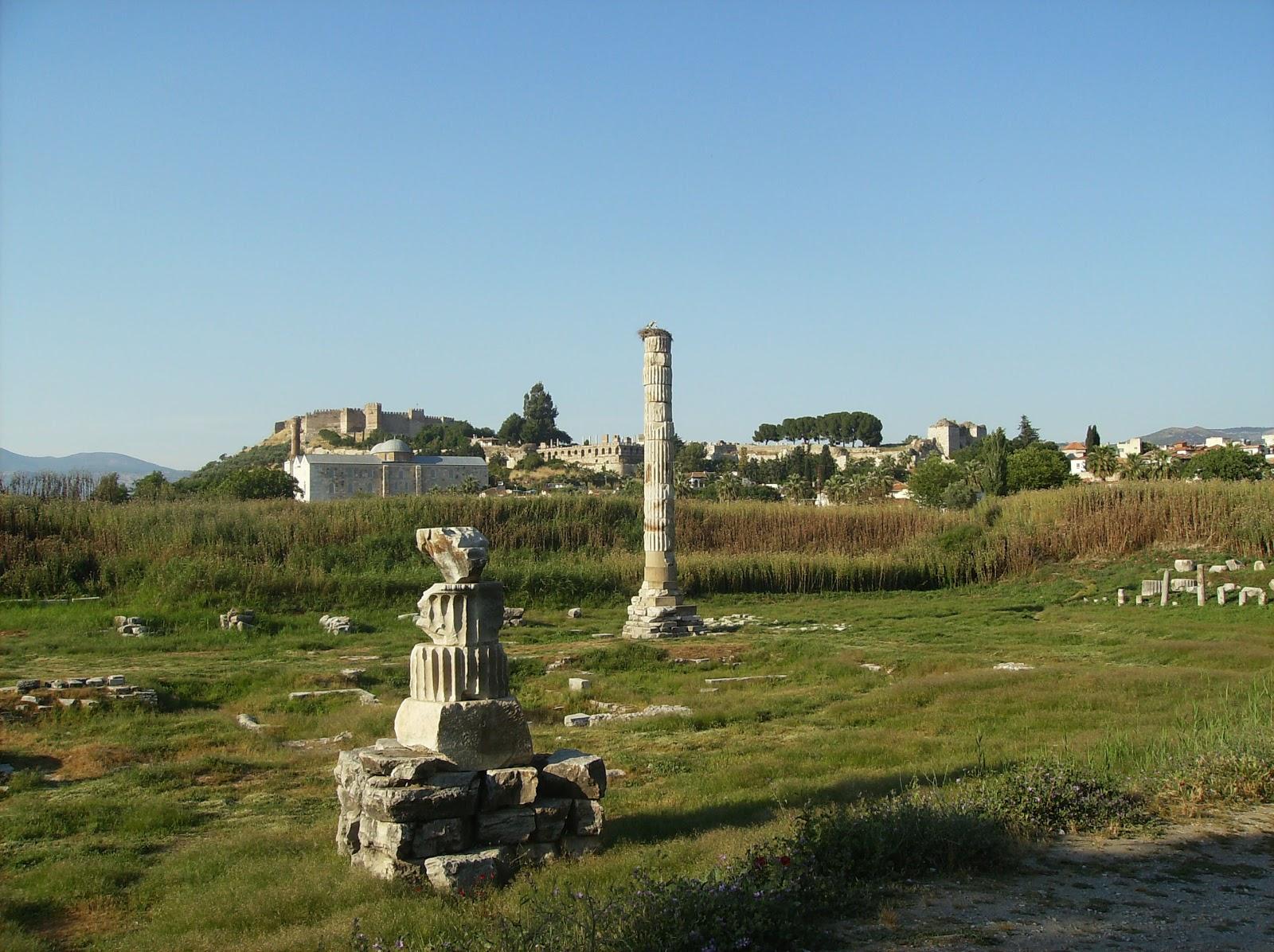 Efes Artemis Tapınağı