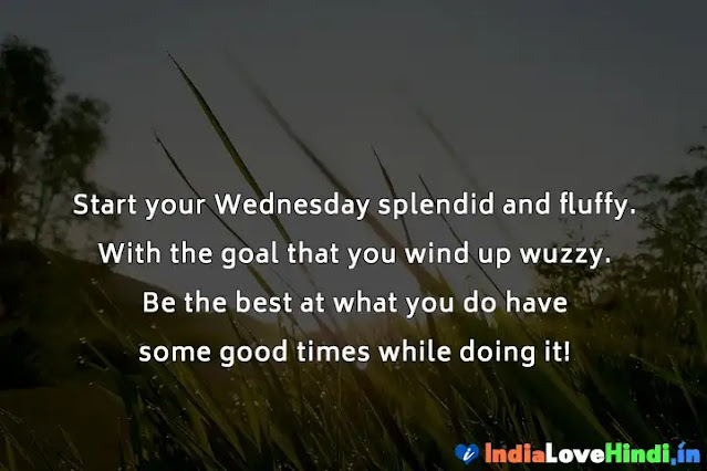 wednesday good morning quotes in hindi