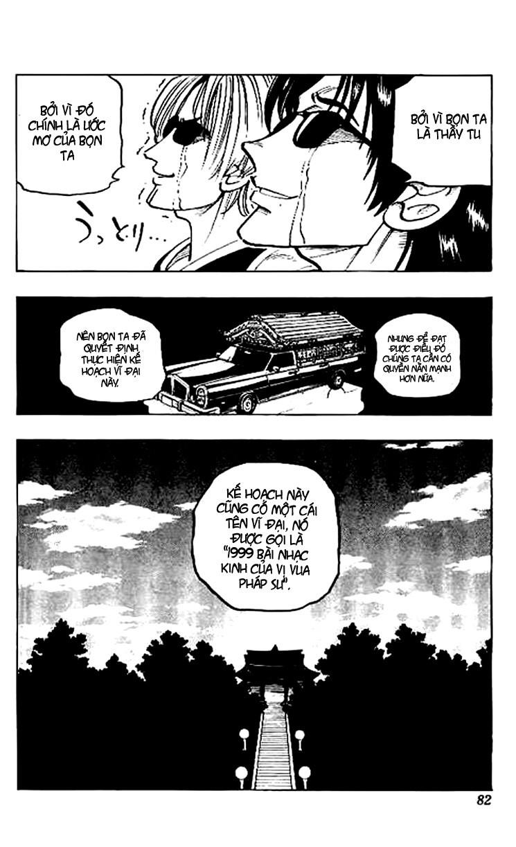 Shaman King [Vua pháp thuật] chap 66 trang 18