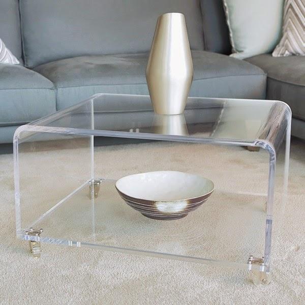 Esclusivo in plexiglass for Tavoli design prezzi