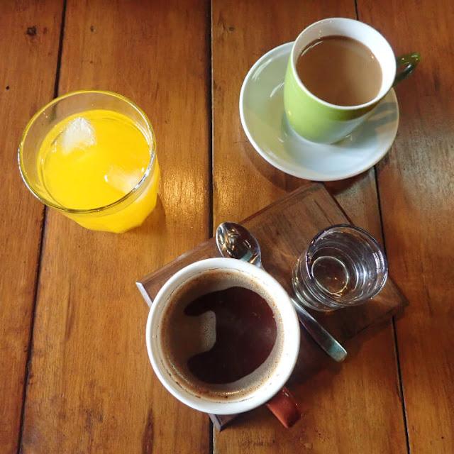 kopi gunung puntang arabika honey