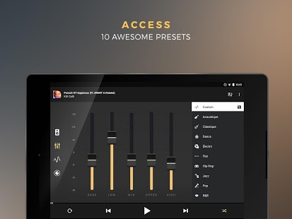 Audio Equalizer Terbaik Mobile Phone