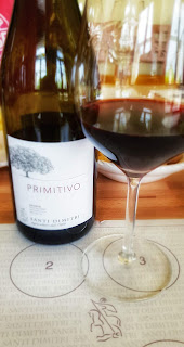 Primitivo Salento IGP 2016 from Santi Dimitri winery