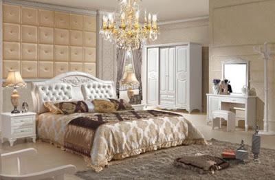Lựa chọn giường tân cổ điển