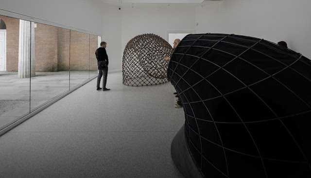 Martin Puryear's Exhibition at the Venice Biennale