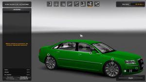 Car- Audi A8 by Diablo