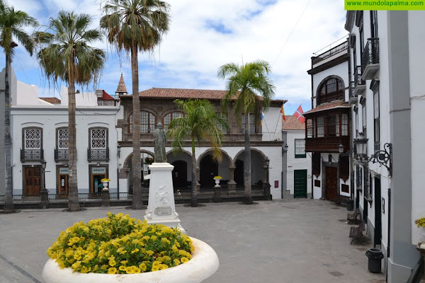 Santa Cruz de La Palma destinará 200.000 euros a ayudas directas para pymes y autónomos