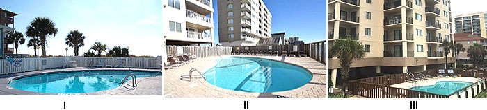 North Myrtle Beach Real Estate By Barefoot Realty Condos For Sale In Xanadu I Ii And Iii