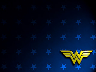 Wonder Women WW Logo HD Wallpaper
