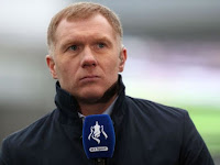 Scholes: England Shattered When Mata and Fellaini came