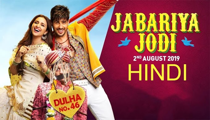 Jabariya Jodi Full HD Movie Download 720p