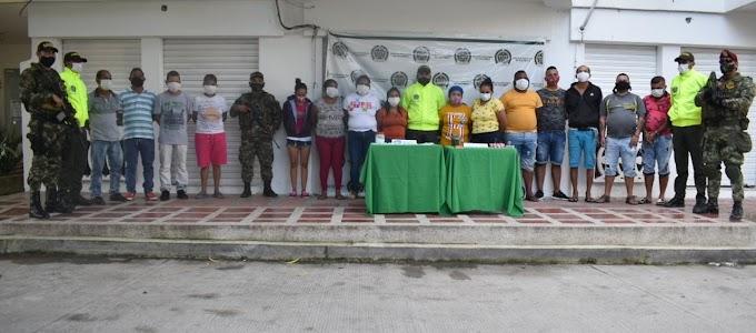 """Desarticular a los grupos delincuencial """"Los Cosambella"""" y """"Los Pepes"""""""