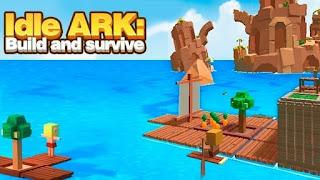 Idle Arks: Build at Sea MOD APK v2.2.3 (Unlimited Diamonds / Wood)