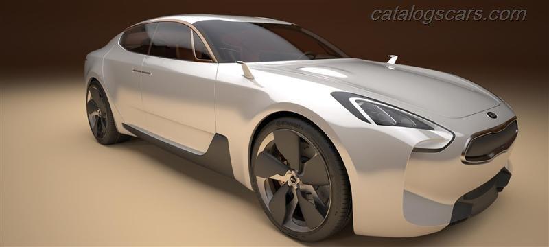 صور سيارة كيا GT كونسبت 2013 - اجمل خلفيات صور عربية كيا GT كونسبت 2013 - Kia GT Concept Photos Kia-GT-Concept-2012-06.jpg