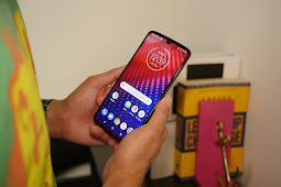 Motorola will just discharge the Android Q update for Moto Z4