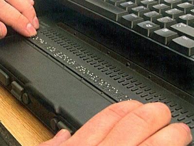 Braillský řádek