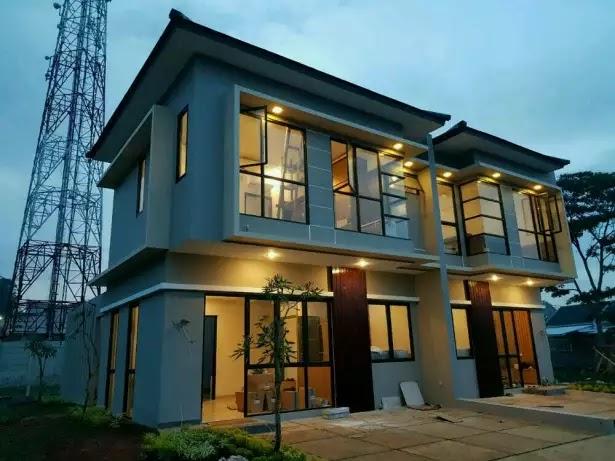 Saat ini memang sangat susah sekali dalam membangun rumah sendiri karena kebanyakan pemuda dengan gaji UMR misalkan maka harus membutuhkan waktu puluhan ... & 73+ Desain Rumah Minimalis 2 Lantai Dengan Biaya Murah 2018