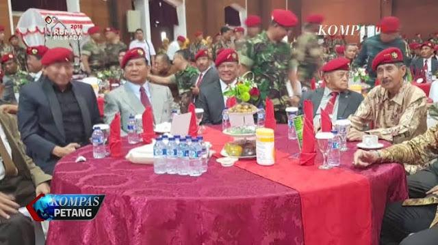 Bukan Maju atau Tidak, Tantangan bagi Prabowo Apakah Menang Lawan Tokoh-Tokoh Bersinar Ini