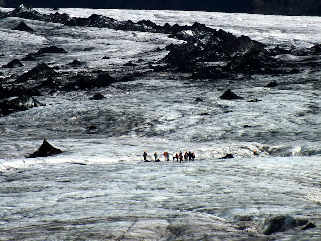 Desde Selfoss hasta Vik en Islandia