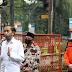 Presiden Jokowi Datangi Warga Cek Penyaluran Bansos