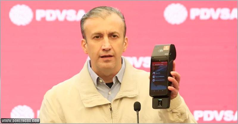 Tareck el Aissami dice que ningún militar puede limitar la cantidad de gasolina que alguien quiera