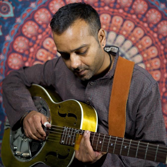 Ajay Srivastav's new single 'Golden'