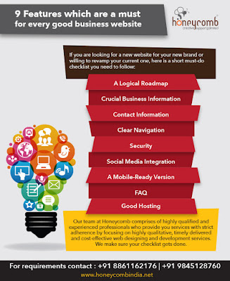 features of a good business