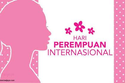 Kumpulan Ucapan Hari Perempuan Internasional