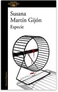 «Especie» de Susana Martín Gijón