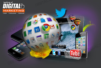 Mobile-The Emperor, Mobile apps, Android, Mobile marketing, Institute of digital marketing