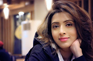 Bidya Sinha Saha Mim Cute Winter Season Romantic Photos