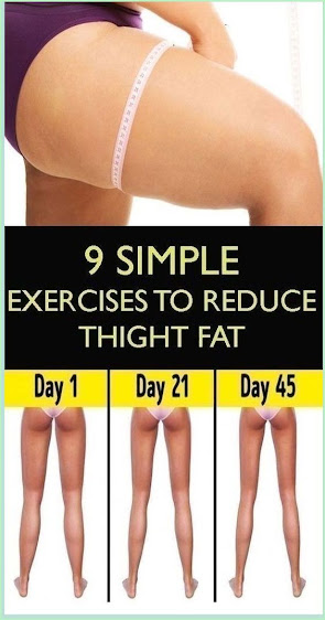 How to Lose Thigh Fat Fast in a Week at Home