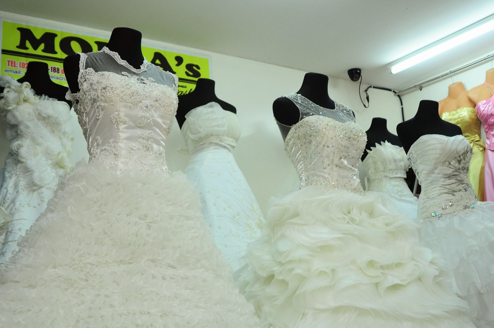 Wedding Giveaways Ideas Divisoria : Wedding Planning Adventure: Wedding Gowns in Divisoria - The ...