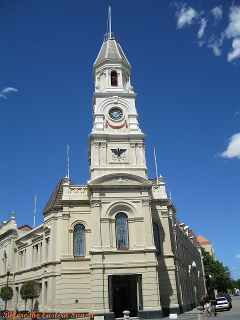 Fremantle City town hall