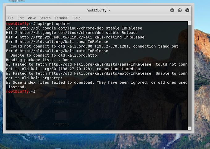 Tắt khung viền Terminal trên Kali Linux