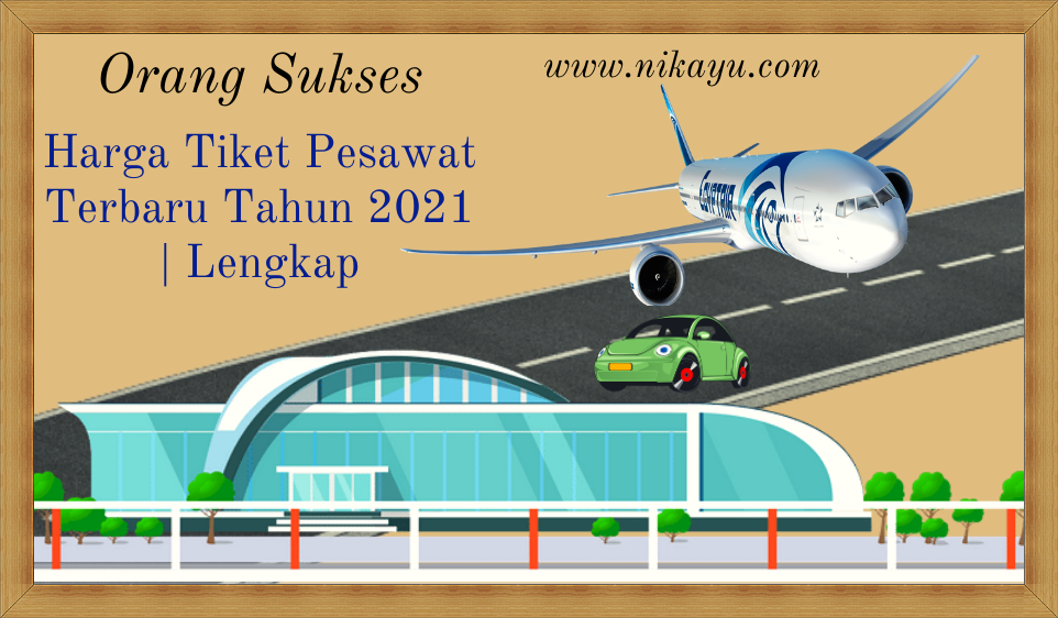 Diskon Harga Tiket Pesawat Tahun 2021 | Info Promo Terbaru