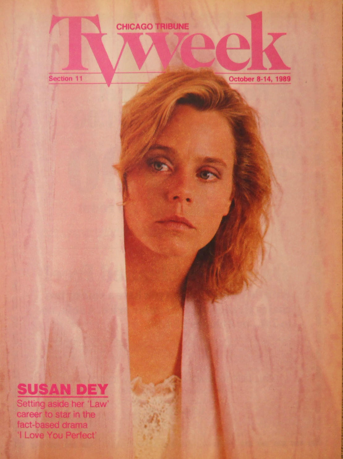 Everything Susan Dey Susan Dey On The Cover