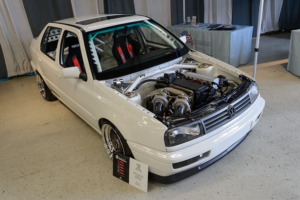 Mike Love's 1995 VW Jetta