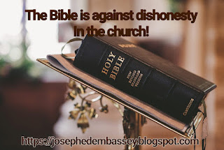 The dishonesty of today's church can be traced to that of the early church.