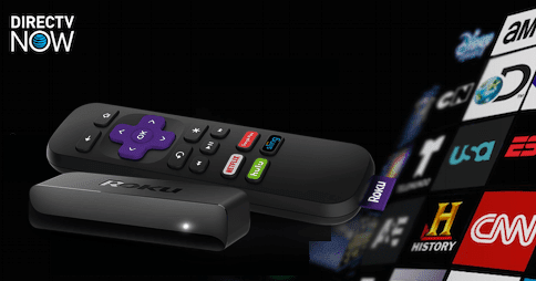DirecTV Now Roku Channel